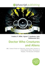 Doctor Who Creatures and Aliens