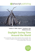 Daylight Saving Time Around the World