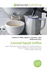 Canned liquid Coffee