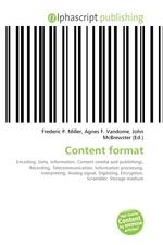 Content format