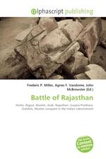 Battle of Rajasthan