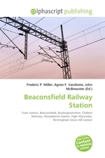 Beaconsfield Railway Station