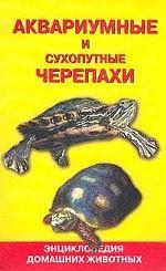 Черепахи аквариумные и сухопутные