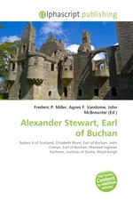 Alexander Stewart, Earl of Buchan