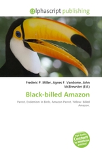 Black-billed Amazon