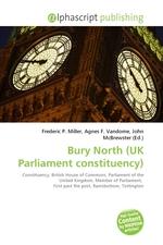 Bury North (UK Parliament constituency)