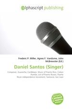 Daniel Santos (Singer)