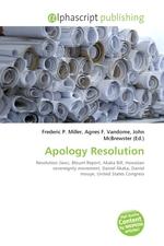 Apology Resolution