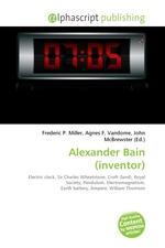 Alexander Bain (inventor)