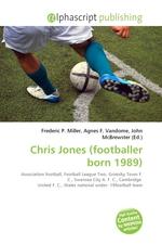 Chris Jones (footballer born 1989)
