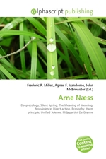 a characterization of an ecology by arne naess The selected works of arne naess deep ecology of wisdom explorations in unities of nature and cultures selected papers edited by harold glasser and alan drengson.