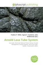 Arnold Lava Tube System