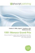1991 Monaco Grand Prix