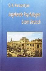 Angehende Psychologen. Lesen Deutsch