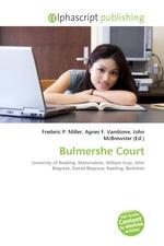 Bulmershe Court