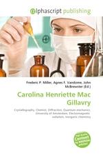 Carolina Henriette Mac Gillavry
