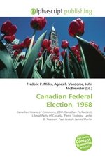 Canadian Federal Election, 1968