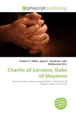 Charles of Lorraine, Duke of Mayenne