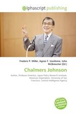 Chalmers Johnson