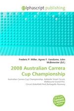 2008 Australian Carrera Cup Championship