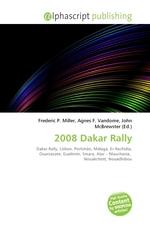 2008 Dakar Rally