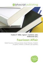 Faurisson Affair