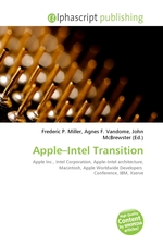 Apple–Intel Transition