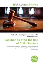 Coalition to Stop the Use of Child Soldiers