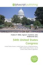 54th United States Congress