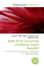 2006–07 A1 Grand Prix of Nations, Czech Republic