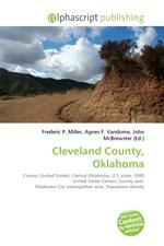 Cleveland County, Oklahoma