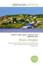 Drain, Oregon