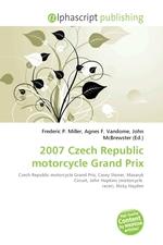 2007 Czech Republic motorcycle Grand Prix