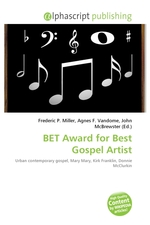 BET Award for Best Gospel Artist