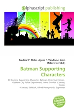 Batman Supporting Characters