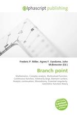 Branch point
