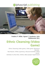 Ethnic Cleansing (Video Game)