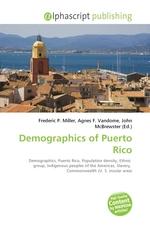 Demographics of Puerto Rico