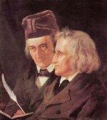 Гримм Якоб и Вильгельм